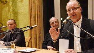Der stellvertretende Generalvikar in Münster, Domvikar Jochen Reidegeld, nahm als Vertreter des Bistums teil.