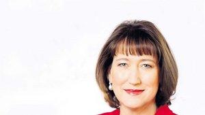 Hildegard Müller, Vorstandsmitglied RWE, Essen.
