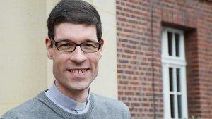 Pfarrer Stefan Hörstrup.