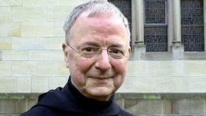 Pater Elmar Salmann.