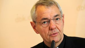 Erzbischof Ludwig Schick. | Foto: Michael Bönte