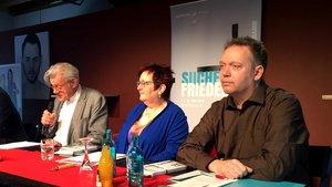 Ulrich Rademacher, Ulrike Böhmer und Anselm Thissen.