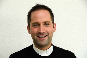 Pfarrer Jan Kröger.
