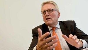 ZdK-Präsident Thomas Sternberg. | Foto: Michael Bönte
