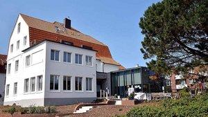 Haus Ansgar auf Wangerooge.