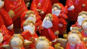 Optisch ähnlich, aber doch ganz anders: der Weihnachtsmann. | Foto: Michael Bönte