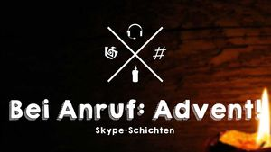 "Flyer zur Aktion ""Bei Anruf: Advent"" | Foto: pd"