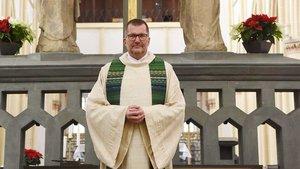 Pfarrer Stefan Rau.
