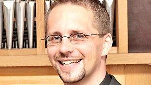 Gabriel Isenberg, Kirchenchorleiter in Damme.