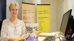 Heike Dilling verstärkt das Team von Emmaus-Reisen. | Foto: Johannes Bernard