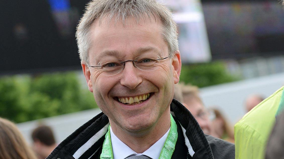 Generalvikar Norbert Köster