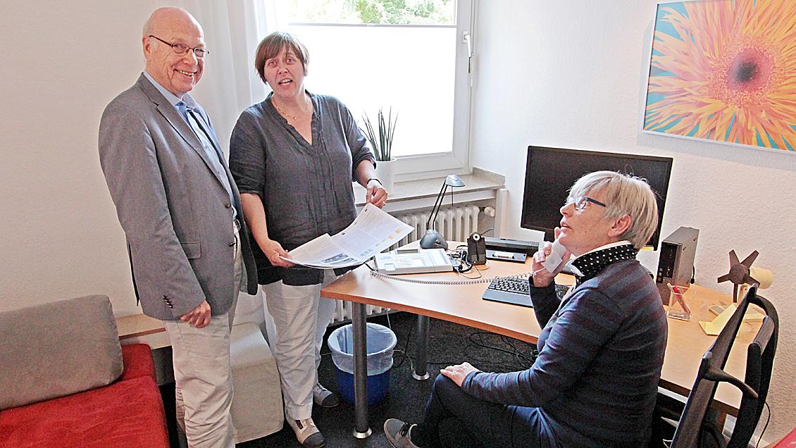 Telefonseelsorge Foto: Norbert Ortmanns