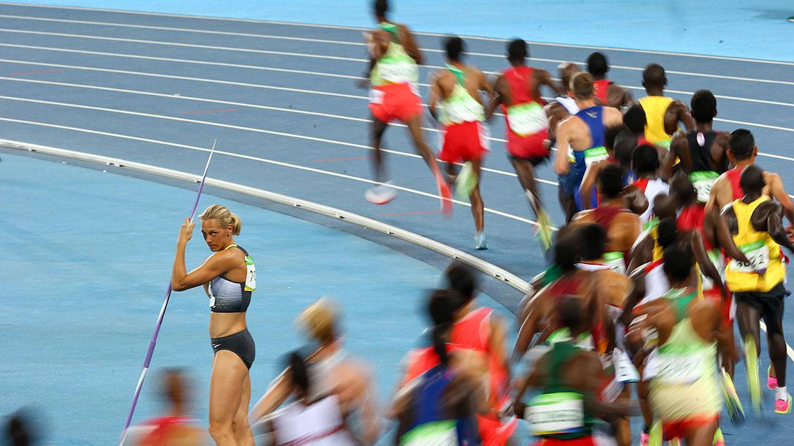 Olympia in Rio