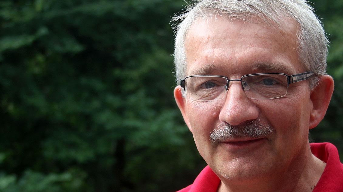 Landvolk-Referent Ulrich Oskamp ist Landwirt.