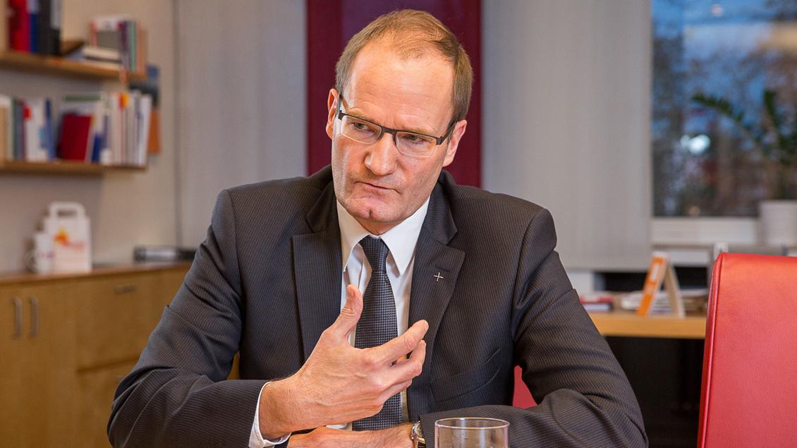 Klaus Pfeffer, Generalvikar des Bistums Essen.