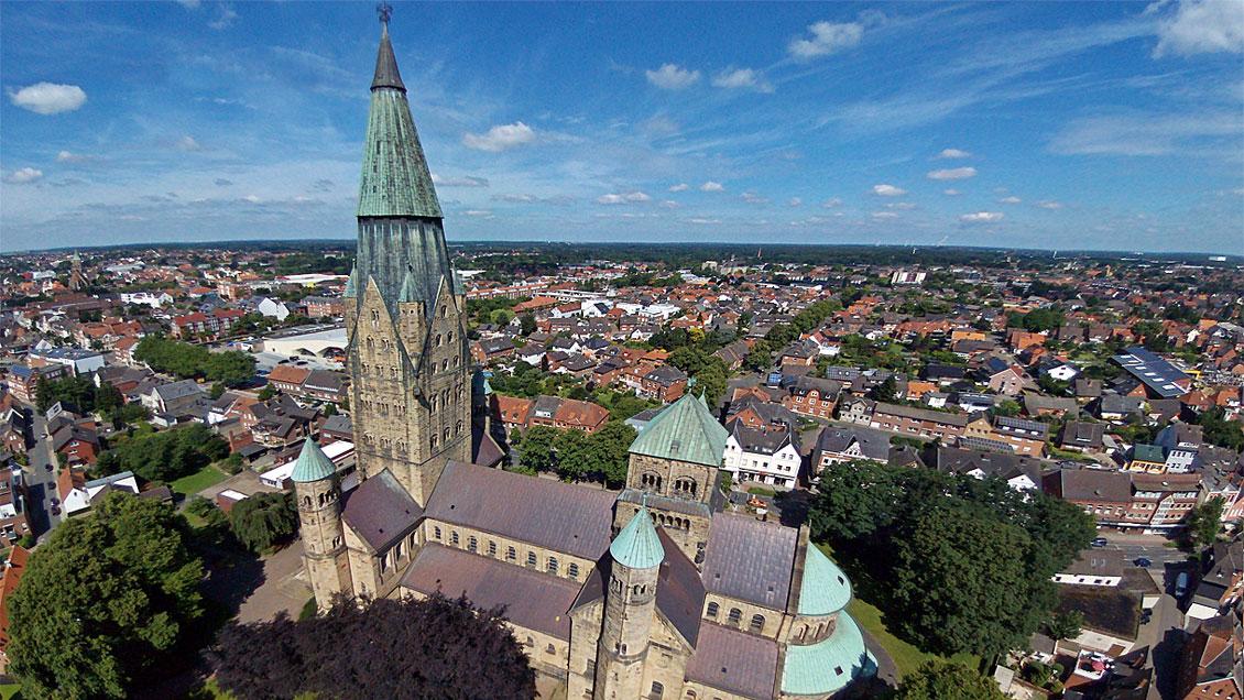 Basilika Rheine Foto: Martin Schmitz