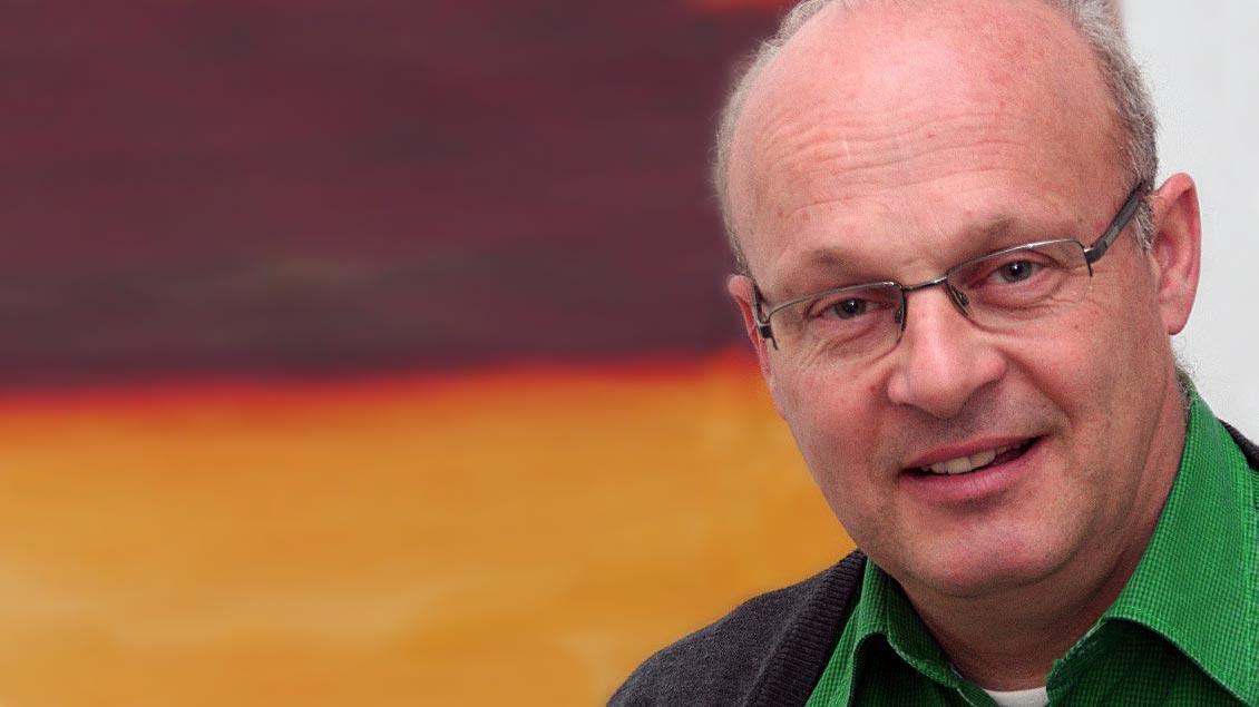 Helmut Flötotto.