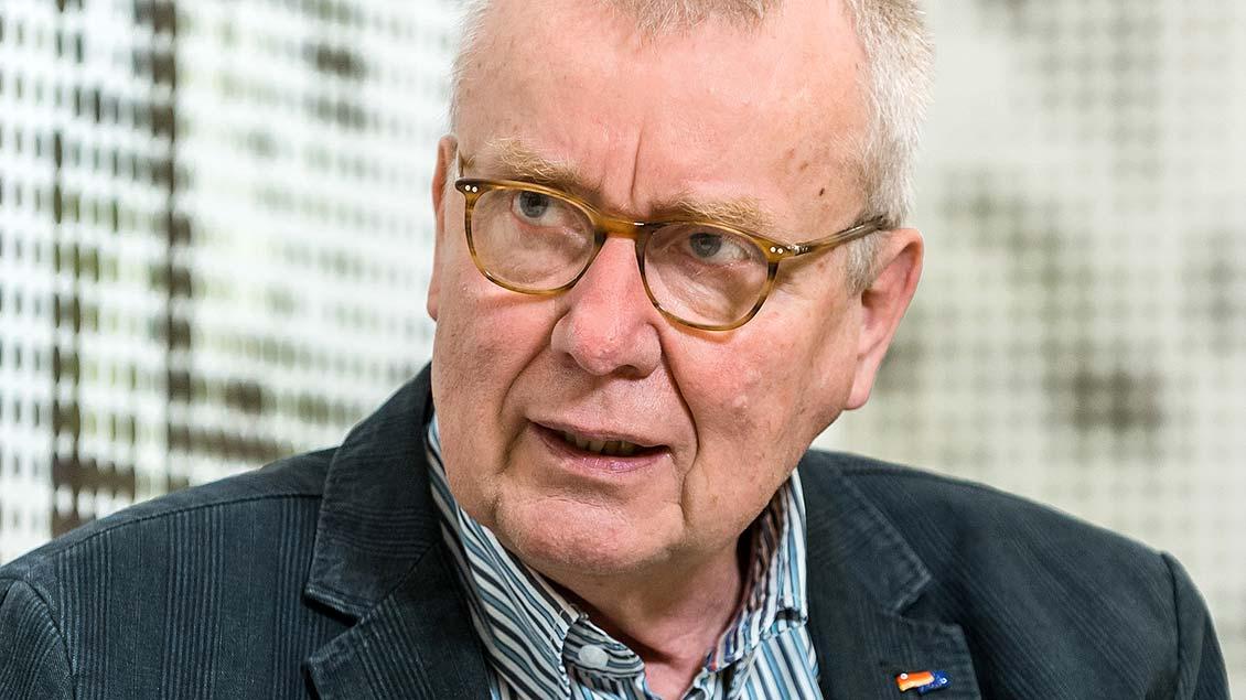 Ruprecht Polenz. Foto: pd