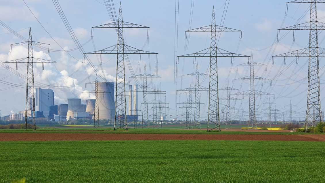 Kohlekraftwerk Niederaussem.