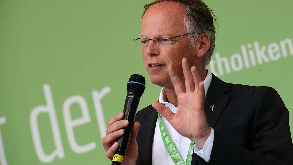Domkapitular Klaus Winterkamp.