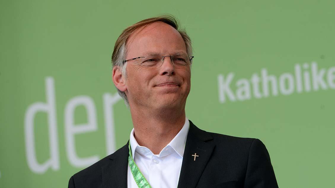 Domkapitular Klaus Winterkamp