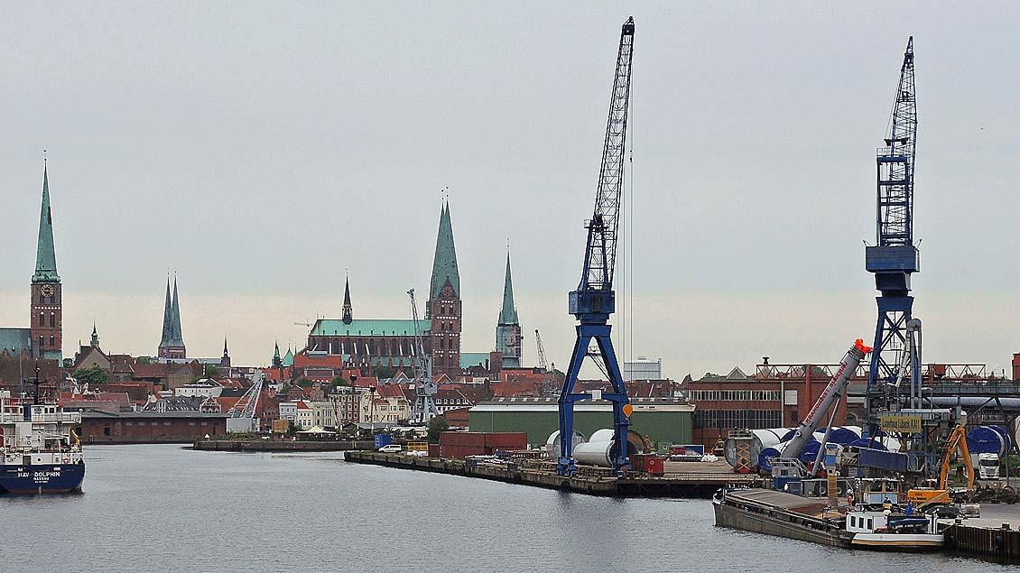 Lübecker Hafen