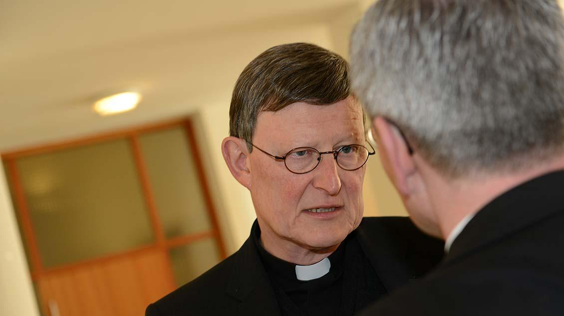 Kardinal Rainer Maria Woelki. Foto: Michael Bönte