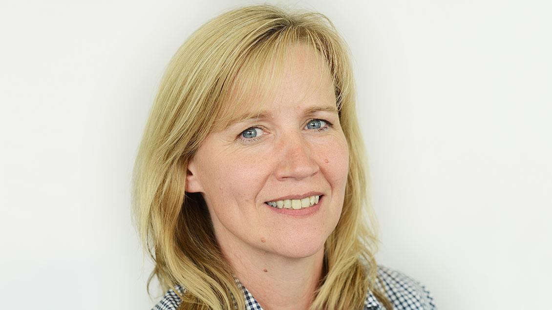 Redaktionsassistentin Anne Nolte