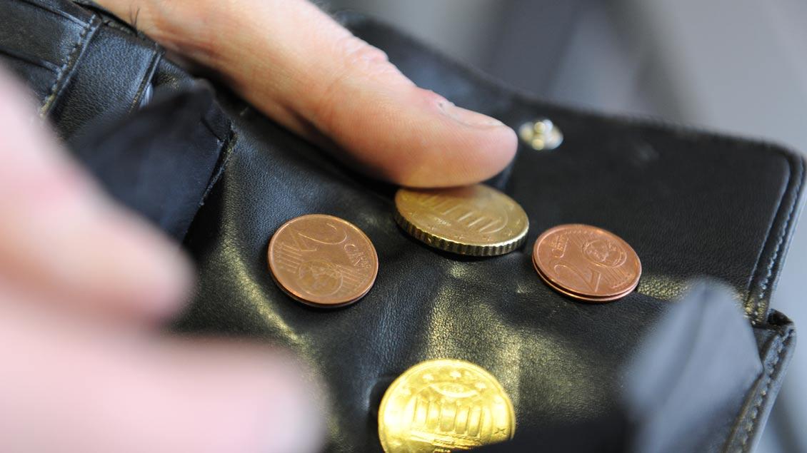 Armut – auch im reichen Deutschland nicht selten.