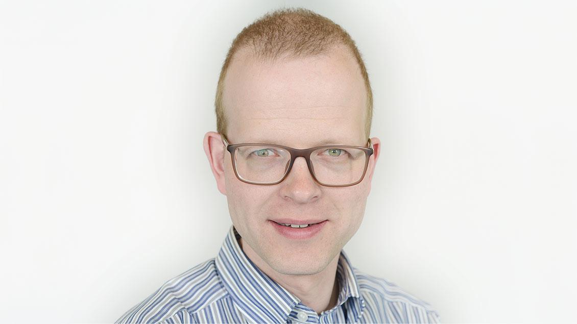 Redakteur Jens Joest