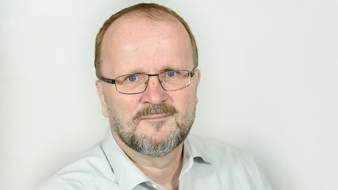 Redakteur Michael Rottmann
