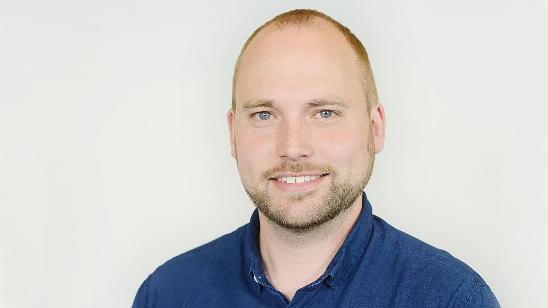 Redakteur Martin Schmitz