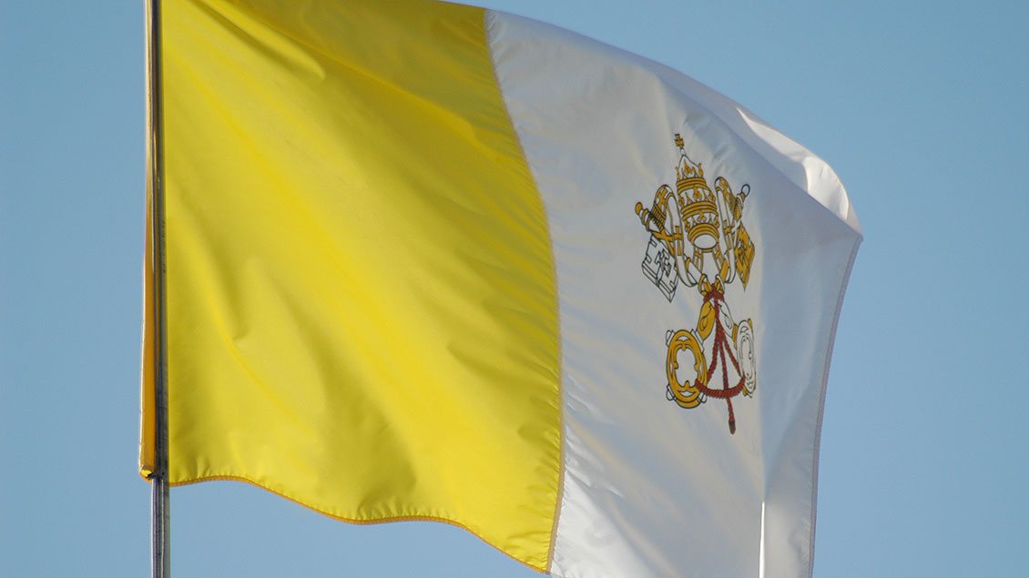 Vatikan-Flagge