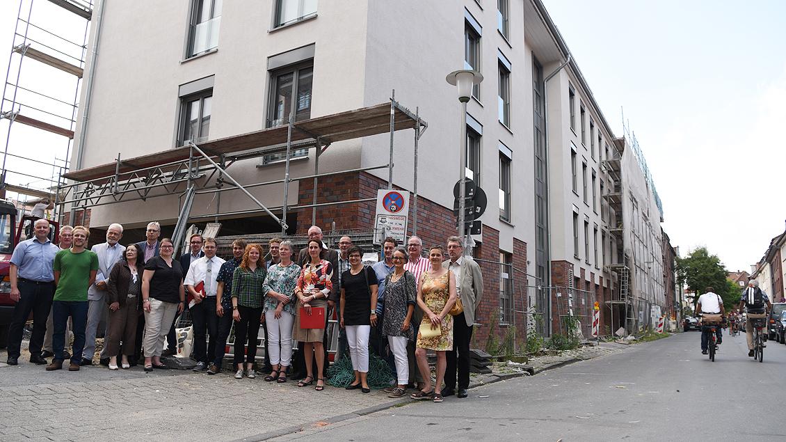 Haus der Verbände im Bistum Münster