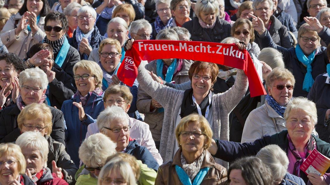 """""""Frauen.Macht.Zukunft"""" Foto: pd"""