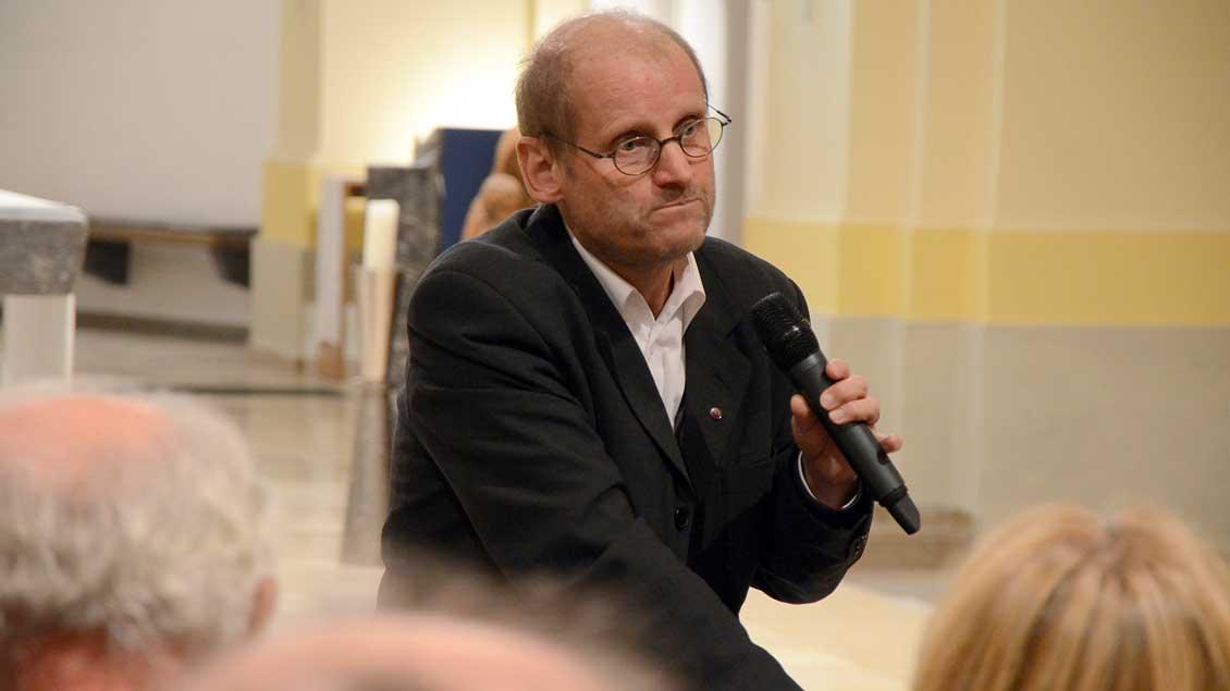 Monsignore Pirmin Spiegel.