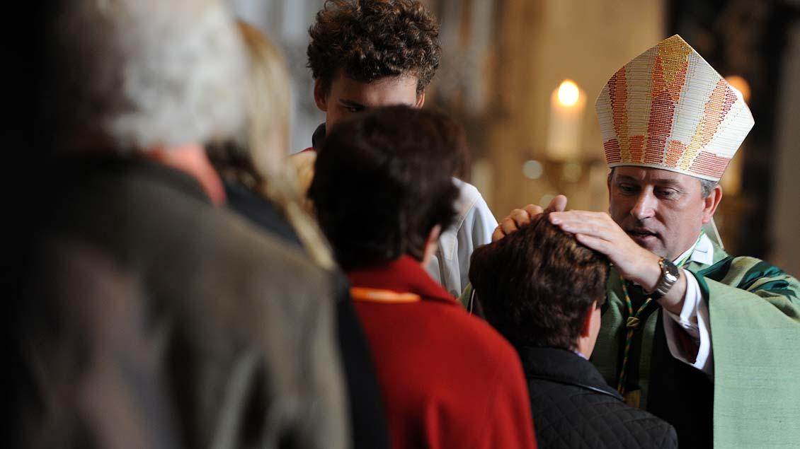 Gottesdienst für Witwen und Witwer im St.-Paulus-Dom