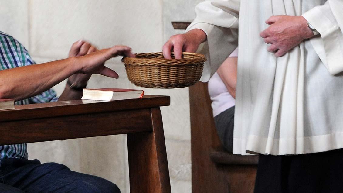 An diesem Wochenende wird in den katholischen Gottesdiensten für Katholiken in der Diaspora gesammelt.