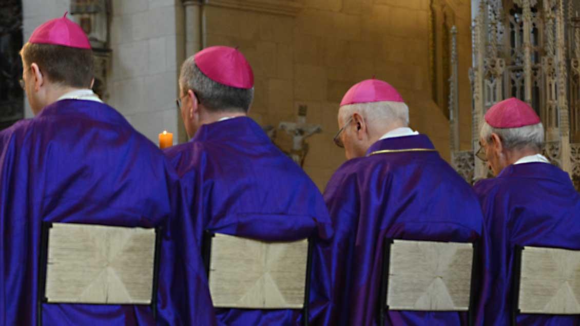 Werden Bischofe in Zukunft auch von Laien gewählt? Foto: Michael Bönte