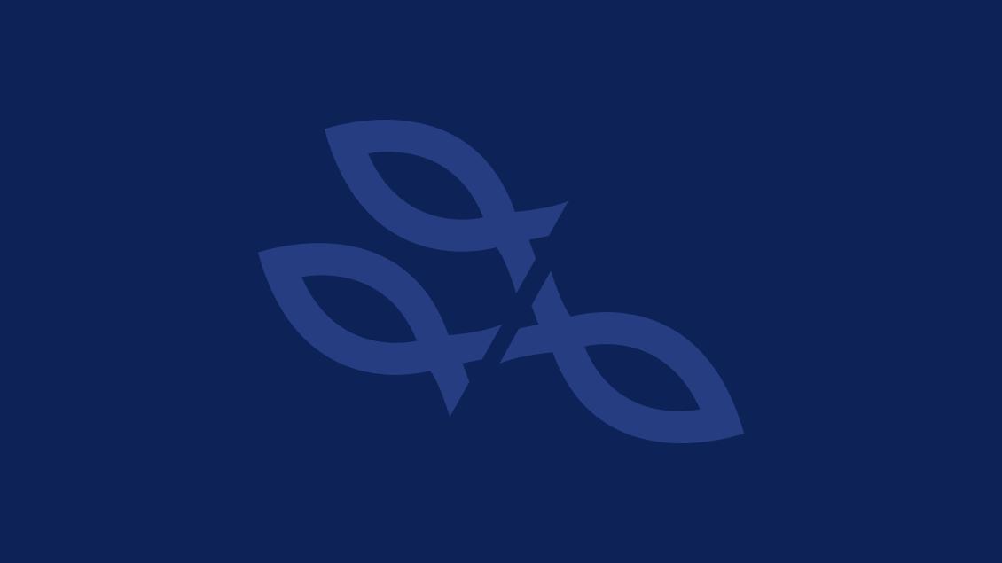 Drei Fische: das Logo von Kirche-und-Leben.de.