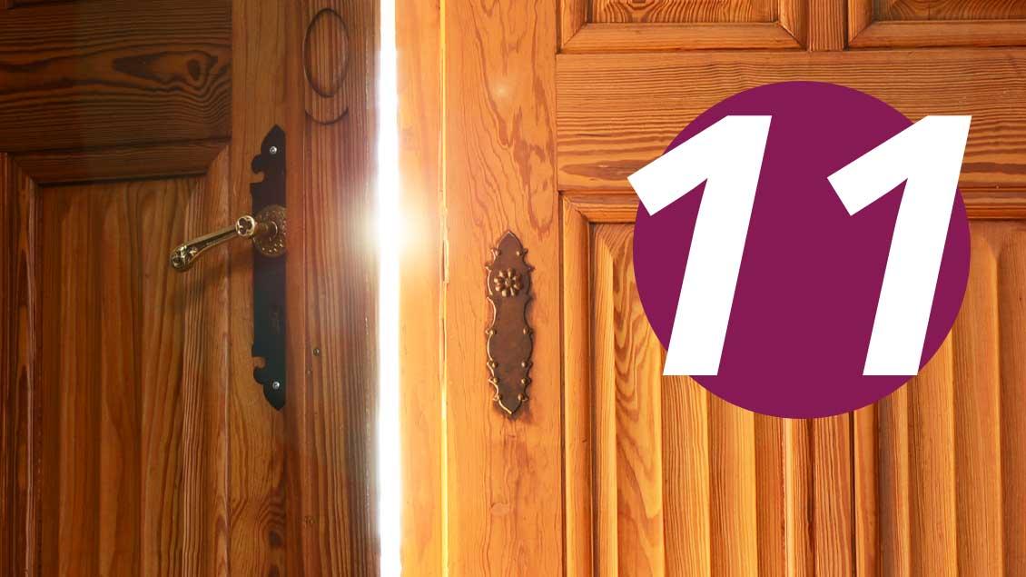 Türen öffnen auf Kirche-und-Leben.de