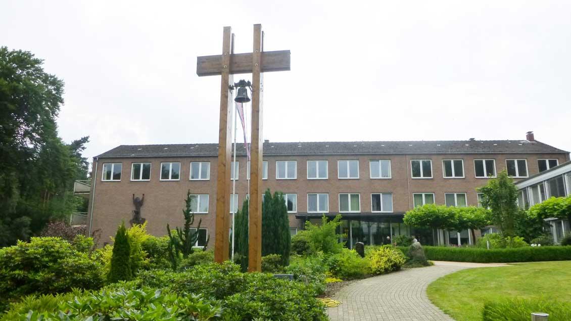 Das Priorat St. Benedikt Damme. Bis 1983 bestand dort ein Internat für Schüler des Städtischen Gymnasiums.