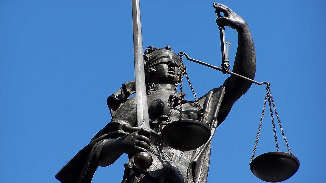 Justiz Foto: HHS, pixelio.de