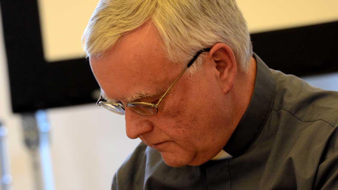 Berlins Erzbischof Heiner Koch.