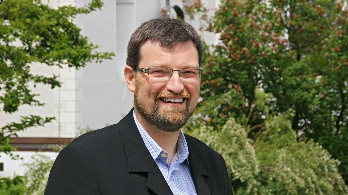 Pater Reinhard Gesing.