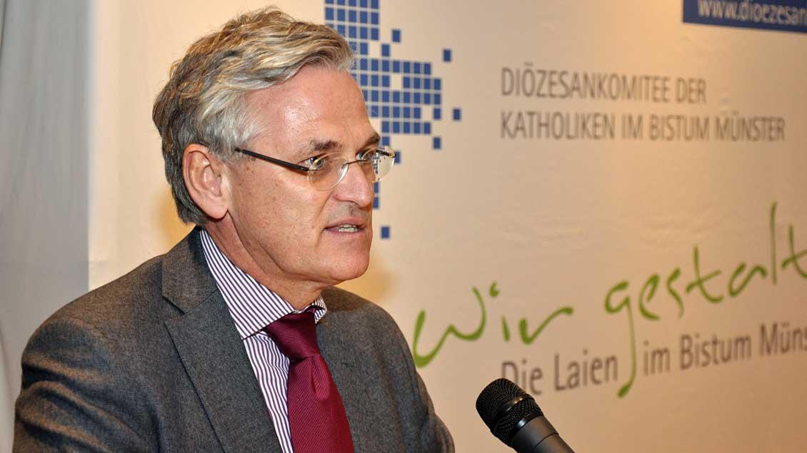ZDF-Chefredakteur Peter Frey.