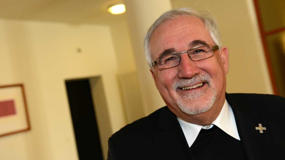 Gebhard Fürst, Medienbischof der Deutschen Bischofskonferenz.