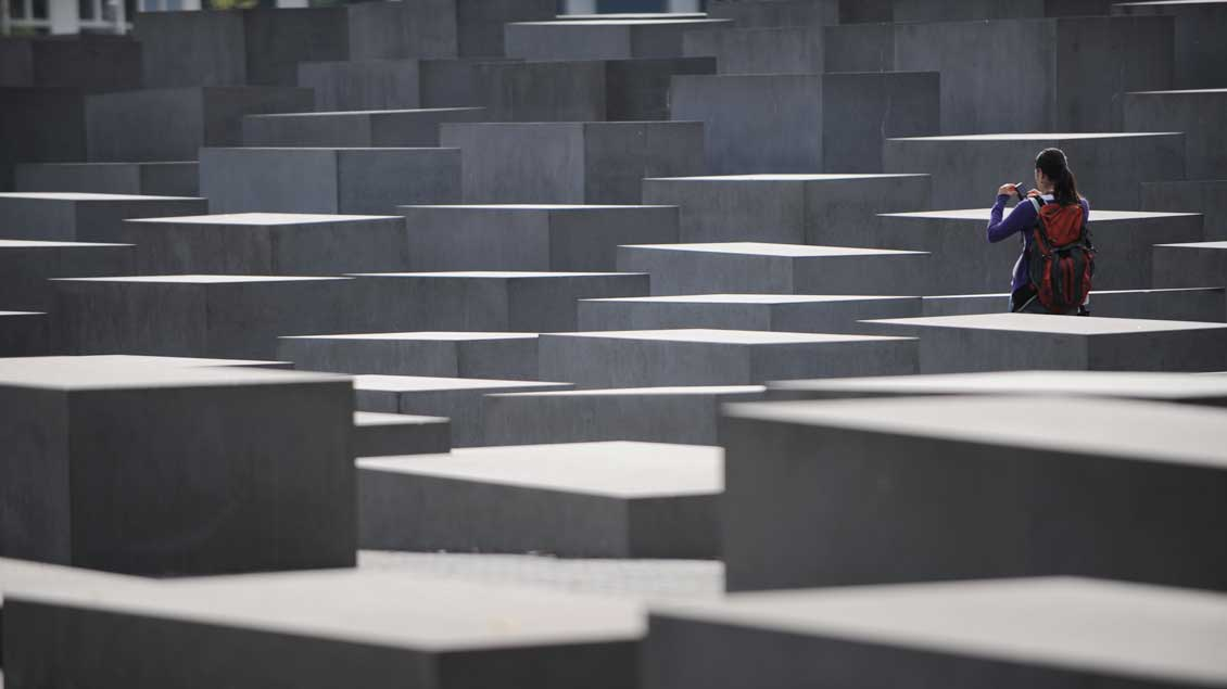 Holocaust-Denkmal in Berlin