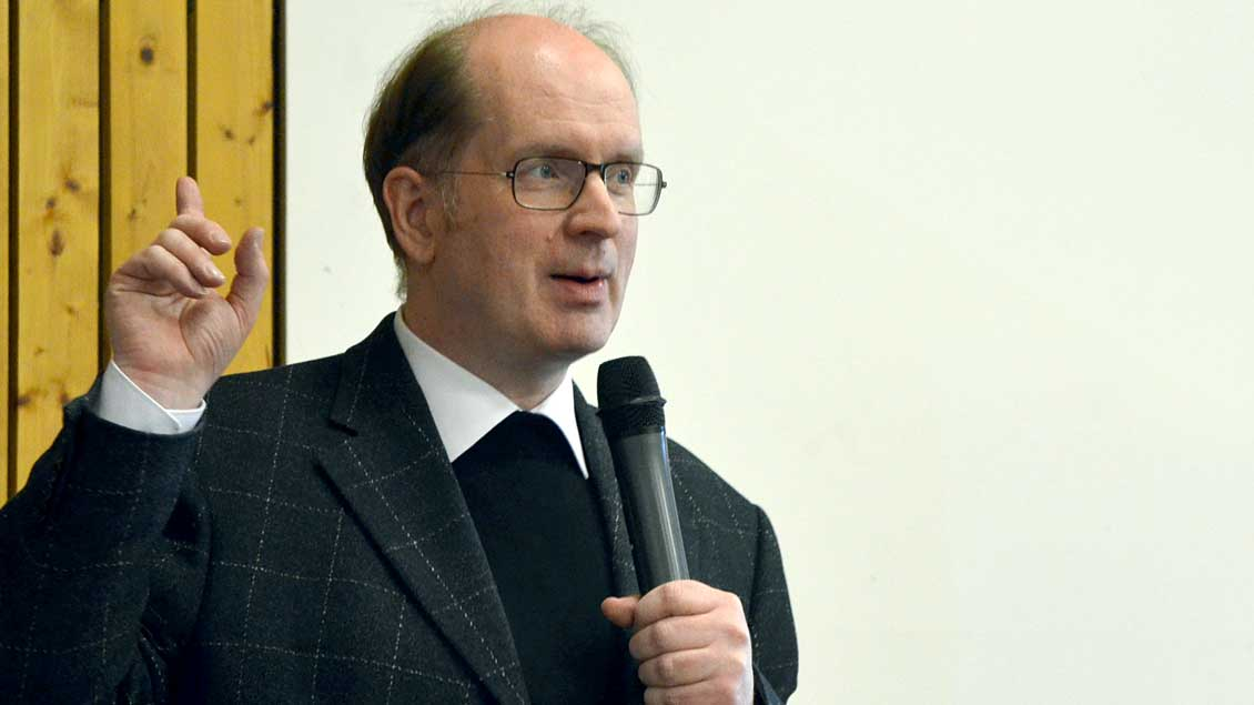 Pfarrer Ludger Kaulig.