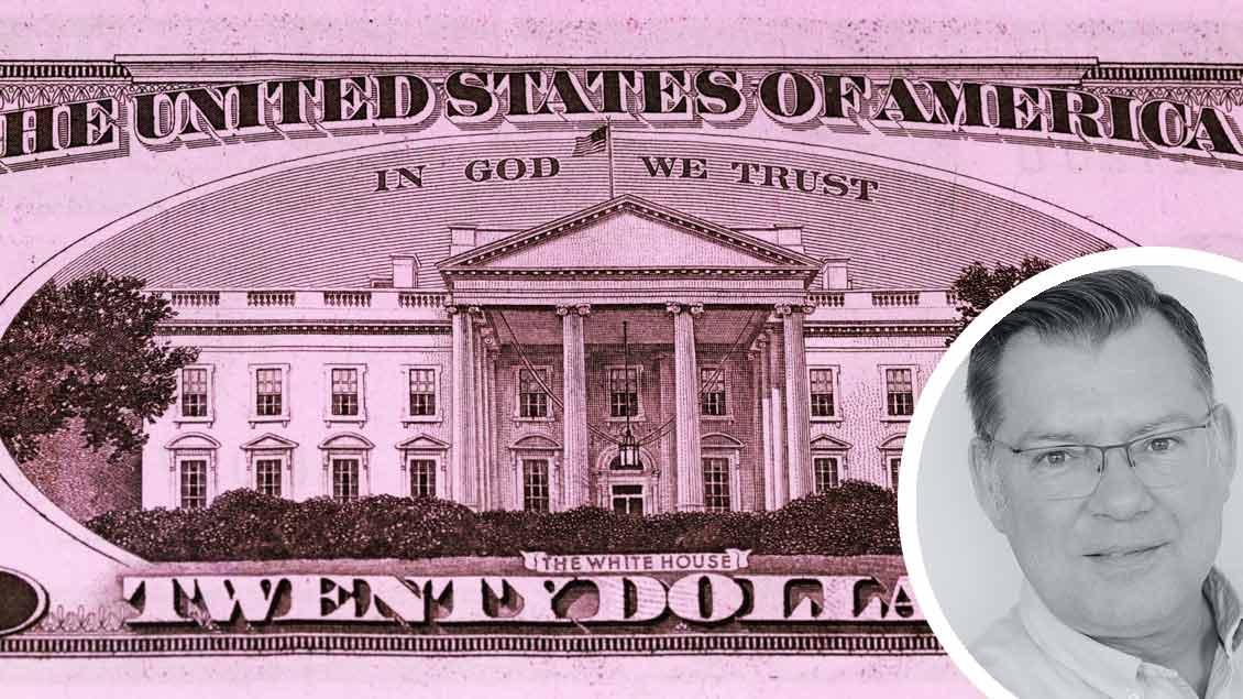 »In God we trust«: Dieser fromme Spruch ziert die Rückseite jeder US-Dollar-Note.